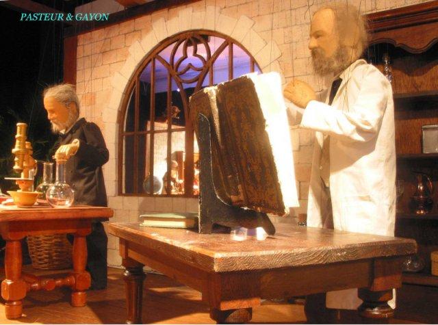 Pasteur & Gayon
